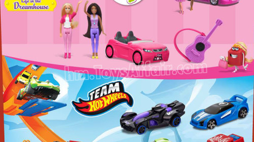 Hot Wheels & Barbie Life in the Dreamhouse