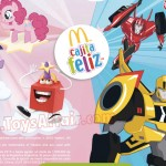My Little Pony & Transformers Robots