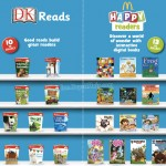 DK Reads & Happy Readers Digital Books