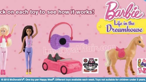 Barbie Life in the Dreamhouse & Transformers Robots in Disguise
