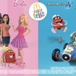 Barbie & Mariokart 8
