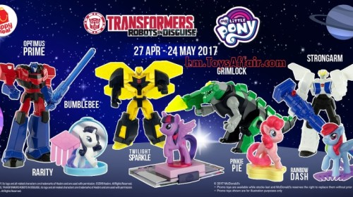 Transformers & My Little Pony