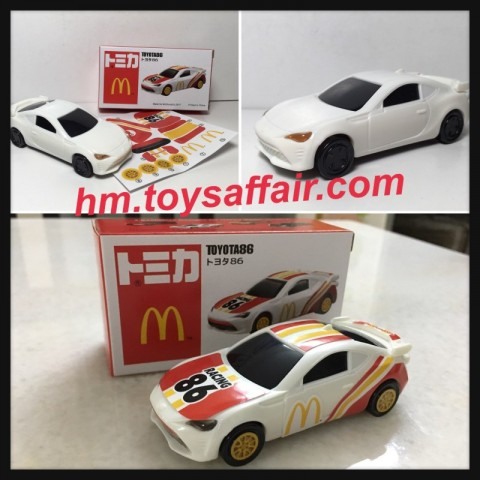 Tomica Toyota86