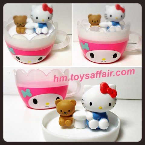 Hello Kitty & My Melody