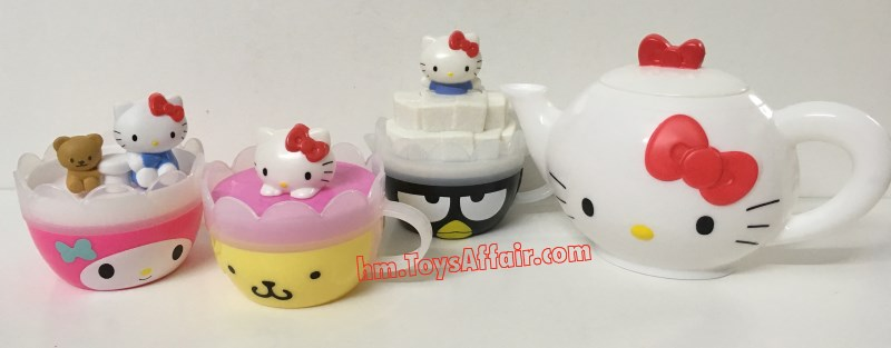 hello sanrio set