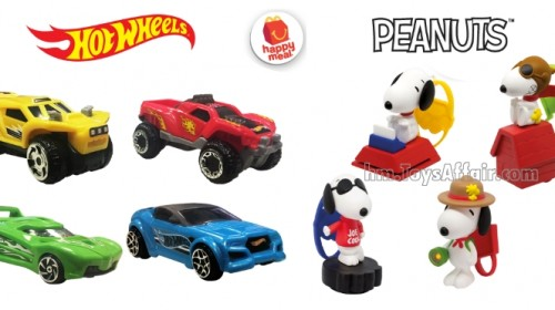 Hot Wheels & Snoopy