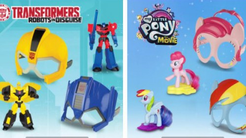 Transformers Robots & My Little Pony